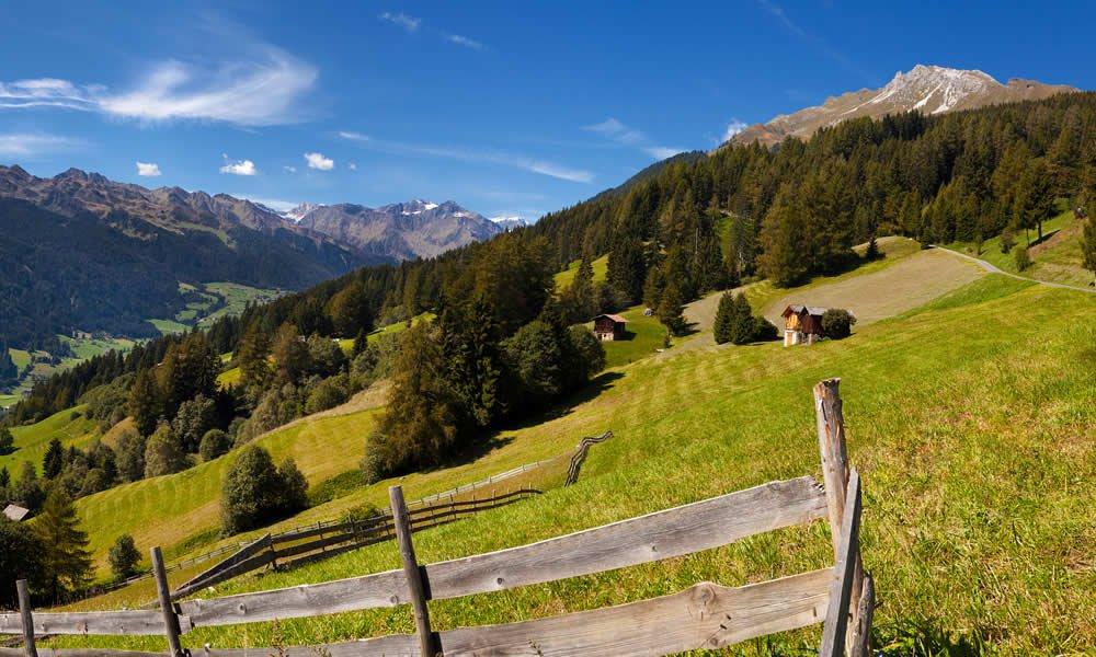 Den Sommer spüren im Urlaub in Ridnaun - Ratschings