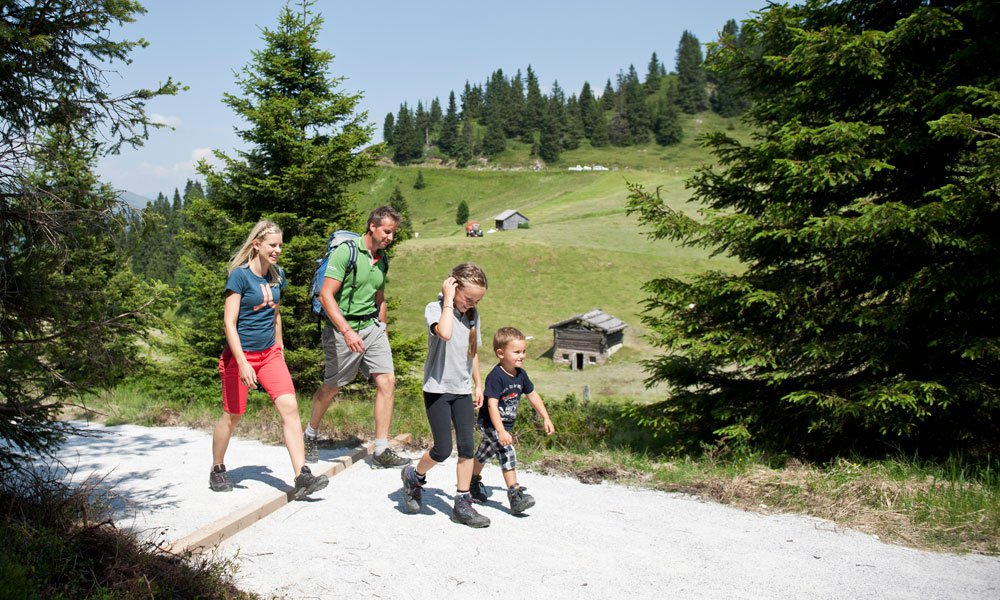 A hiking holiday in South Tyrol's unique mountain scenery