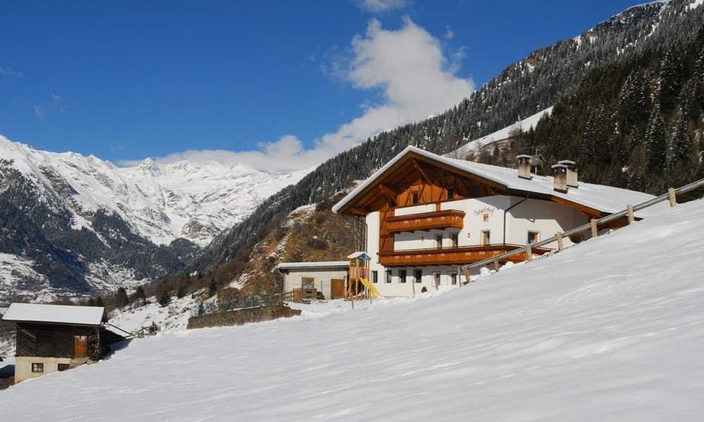 Winterurlaub Ratschings/Ridnaun – Ridnauntal Südtirol