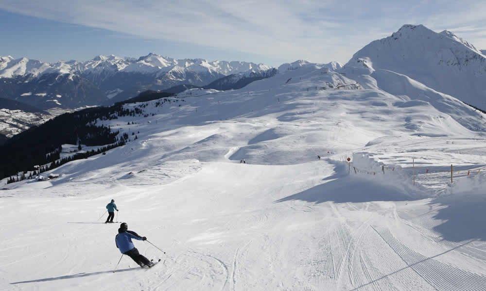 Skiurlaub Ratschings – Skifahren in Ratschings